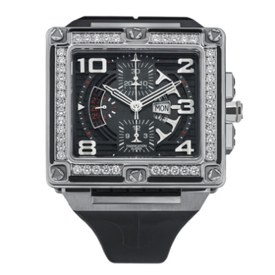 GOTHAM AUTO CHRONO Black